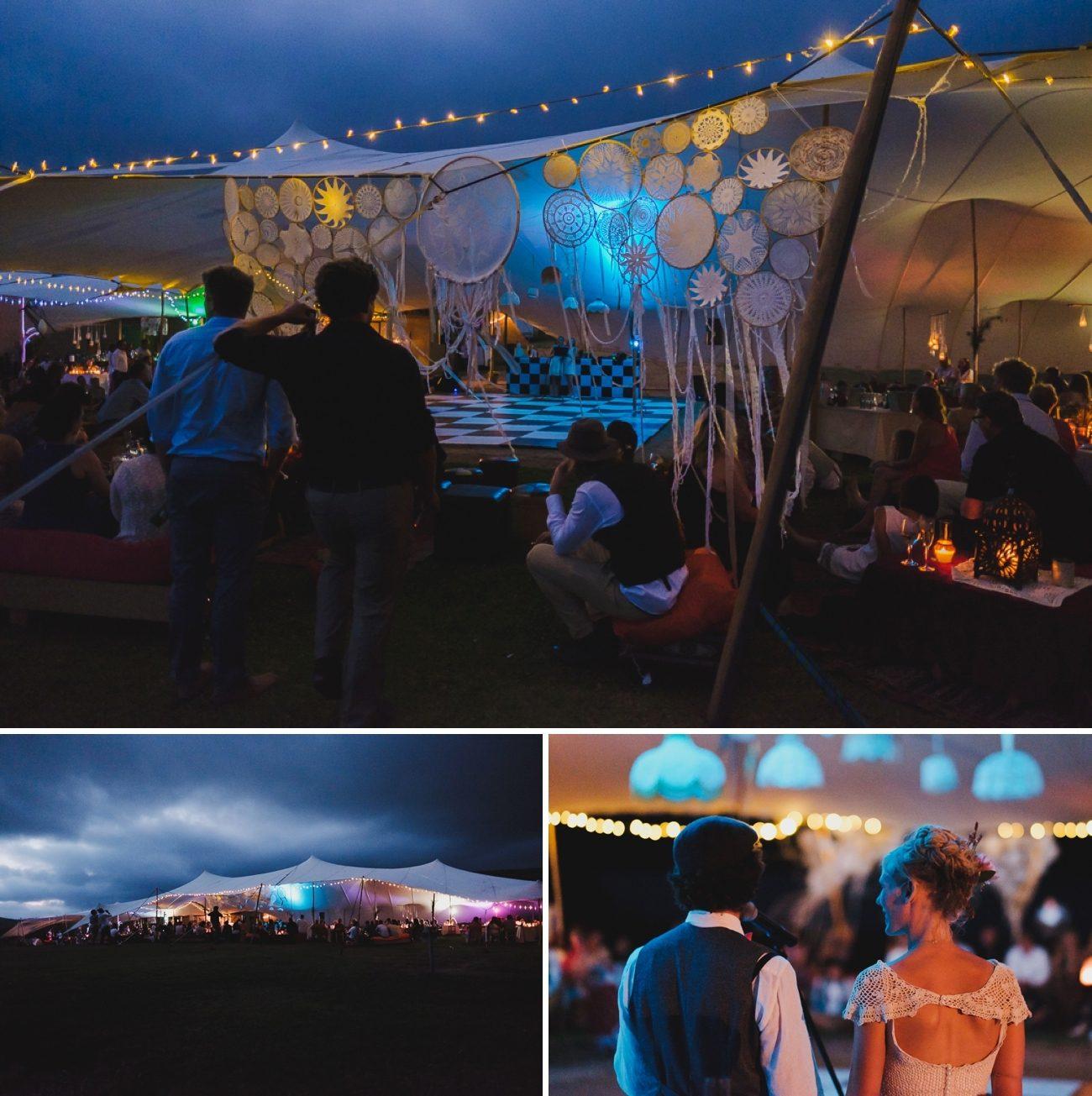 Bohemian Lovefest Wedding   Credit: Bold As Love