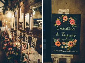 Floral Luxe Wedding | Credit: Knot Just Pics