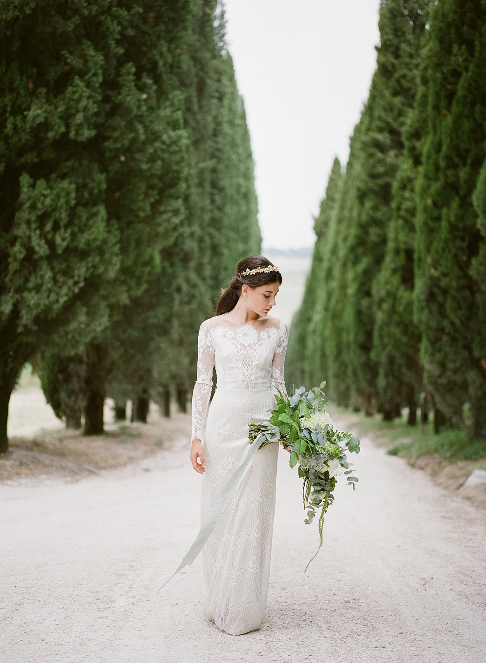 Italian Garden Wedding Inspiration | Credit: Magnolia & Magpie Photography