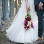 Winter Rustic Glamour Wedding at The Conservatory by Karina Conradie