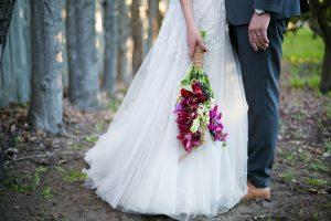 Winter Rustic Glamour Wedding | Credit: Karina Conradie