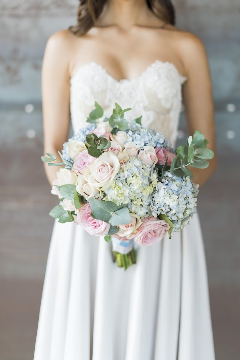 Pastel Wedding Bouquet | Credit: Jack & Jane Photography