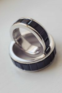 Wedding Rings | Credit: Vizion Photography
