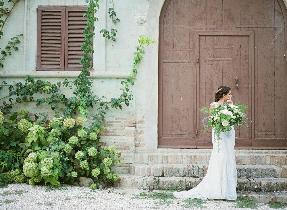 Italian Bridal Inspiration | Credit: Magnolia & Magpie Photography