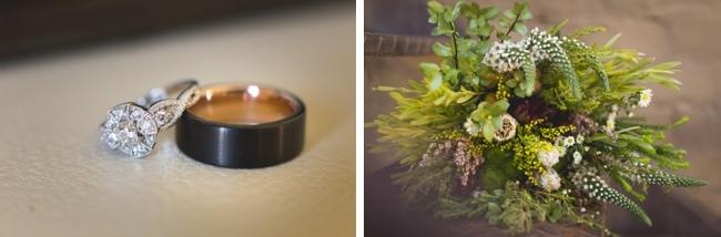 Autumn Greenery DIY Wedding | Credit: Those Photos