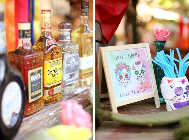 Tequila Bar Sign | Credit: Hello Love Photography