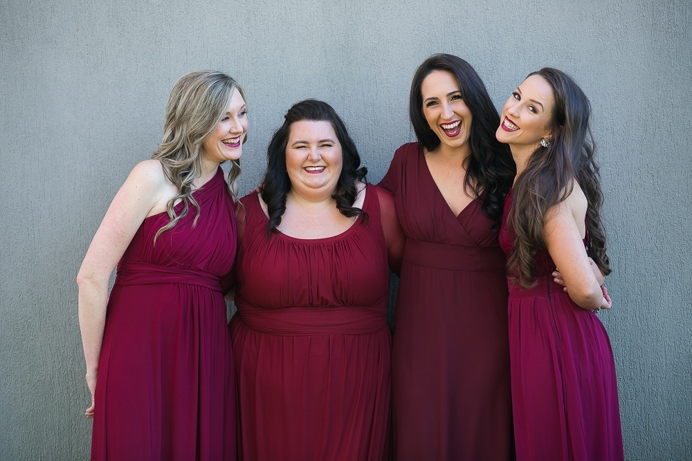 Jacoba Bridesmaid Dresses | Credit: Karina Conradie
