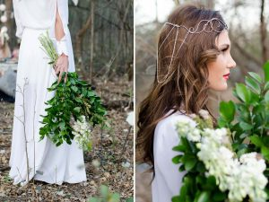 Bohemian Bride | Credit: MORE Than Just Photography
