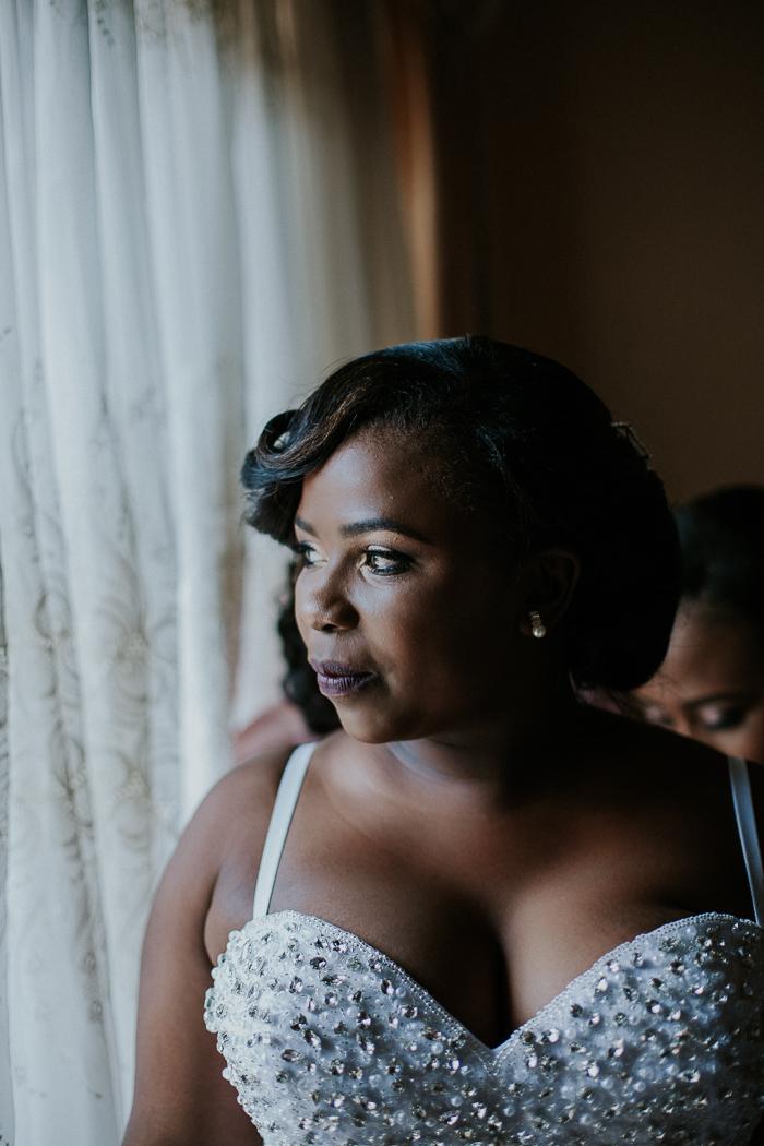Glamorous Bride   Credit: Thunder & Love