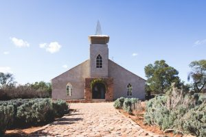 Wedding Chapel Bell Amour | Credit: Those Photos