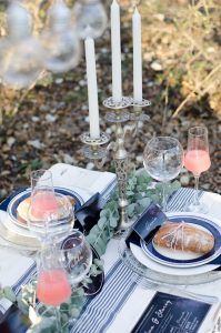 Boho Picnic Wedding Tablescape | Credit: MORE Than Just Photography