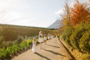 Bridesmaid Entrance | Credit: Kikitography