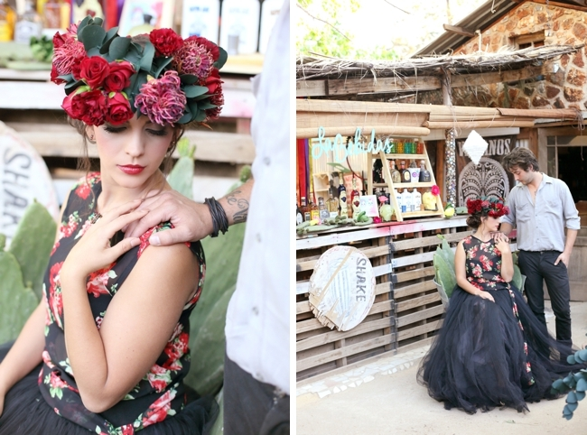 Día De Los Muertos Wedding Inspiration | Credit: Hello Love Photography