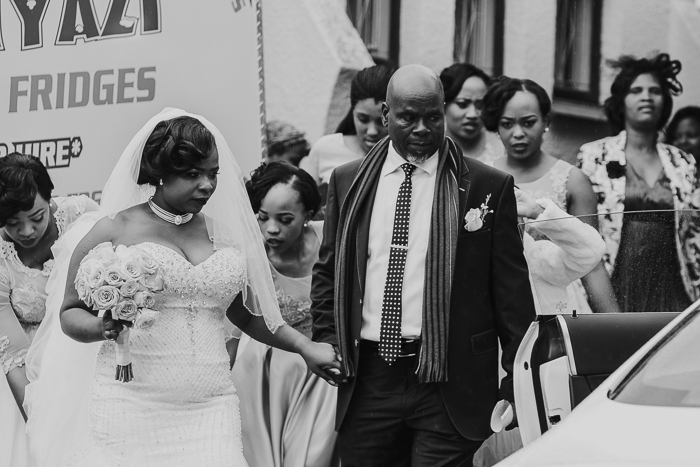 Bride and Her Father | Credit: Thunder & Love