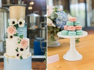 Pastel Desserts | Credit: Jack & Jane Photography