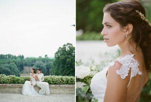 Italian Garden Wedding Inspiration | Credit: Magnolia & Magpie Photography