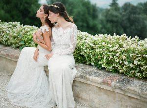 Claire Pettibone Brides | Credit: Magnolia & Magpie Photography