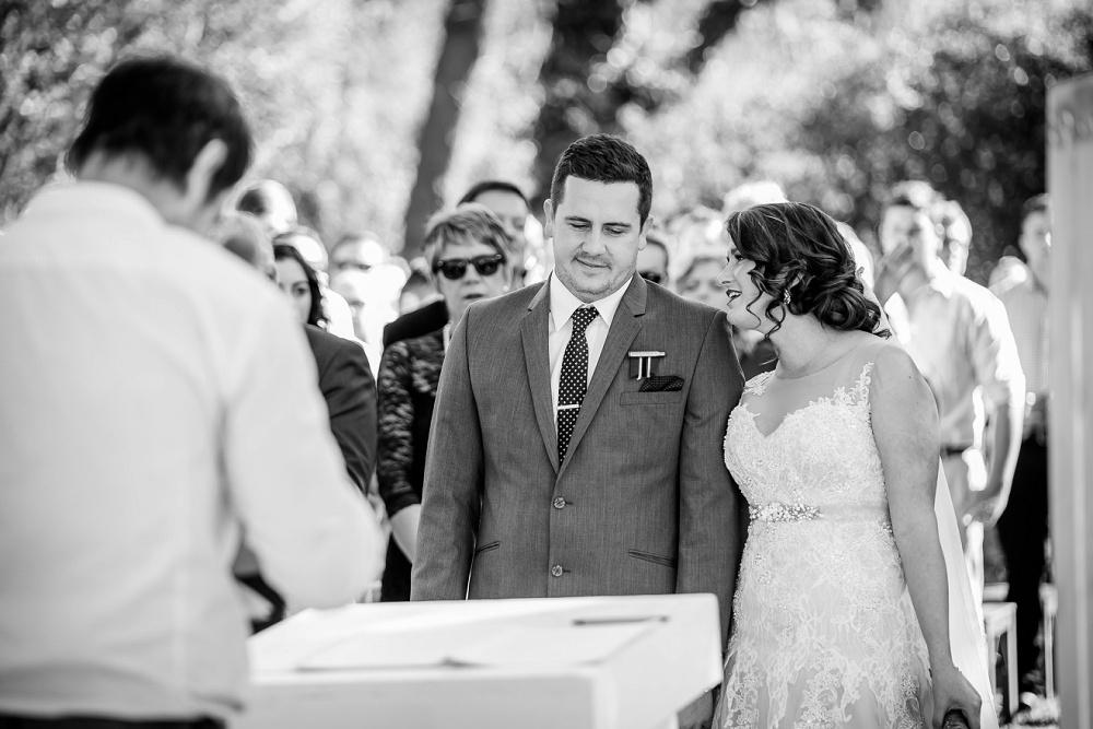 Wedding Ceremony | Credit: Karina Conradie