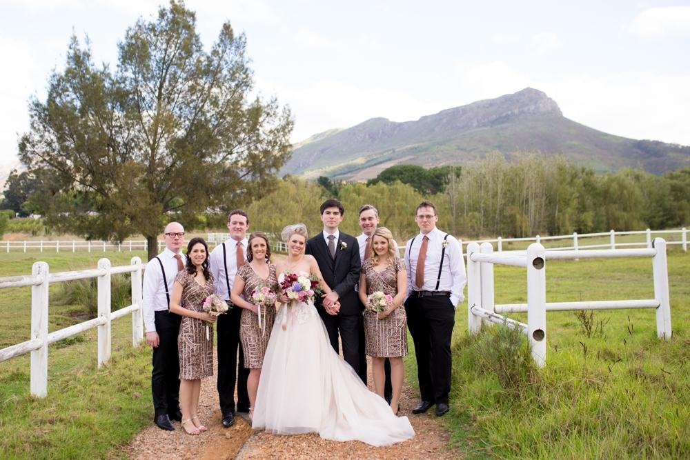 Wedding Party | Credit: Cheryl McEwan