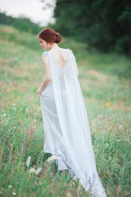 Romantic Ethereal Wedding Dresses