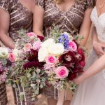 Floral & Metallic Wedding at Zorgvliet by Cheryl McEwan