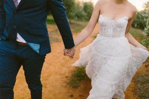 Bride and Groom | Credit: Kikitography