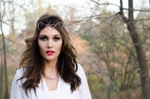 Boho Bride Hair Accessory | Credit: MORE Than Just Photography