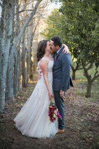 Bride and Groom Portrait   Credit: Karina Conradie