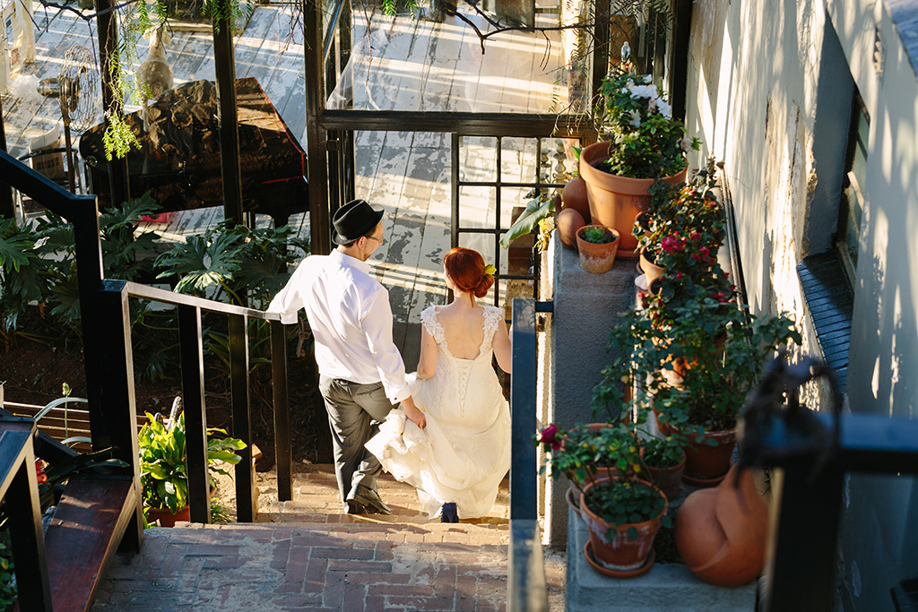 Zietsie Guest House Wedding | Credit: Andries Combrink & Runaway Romance