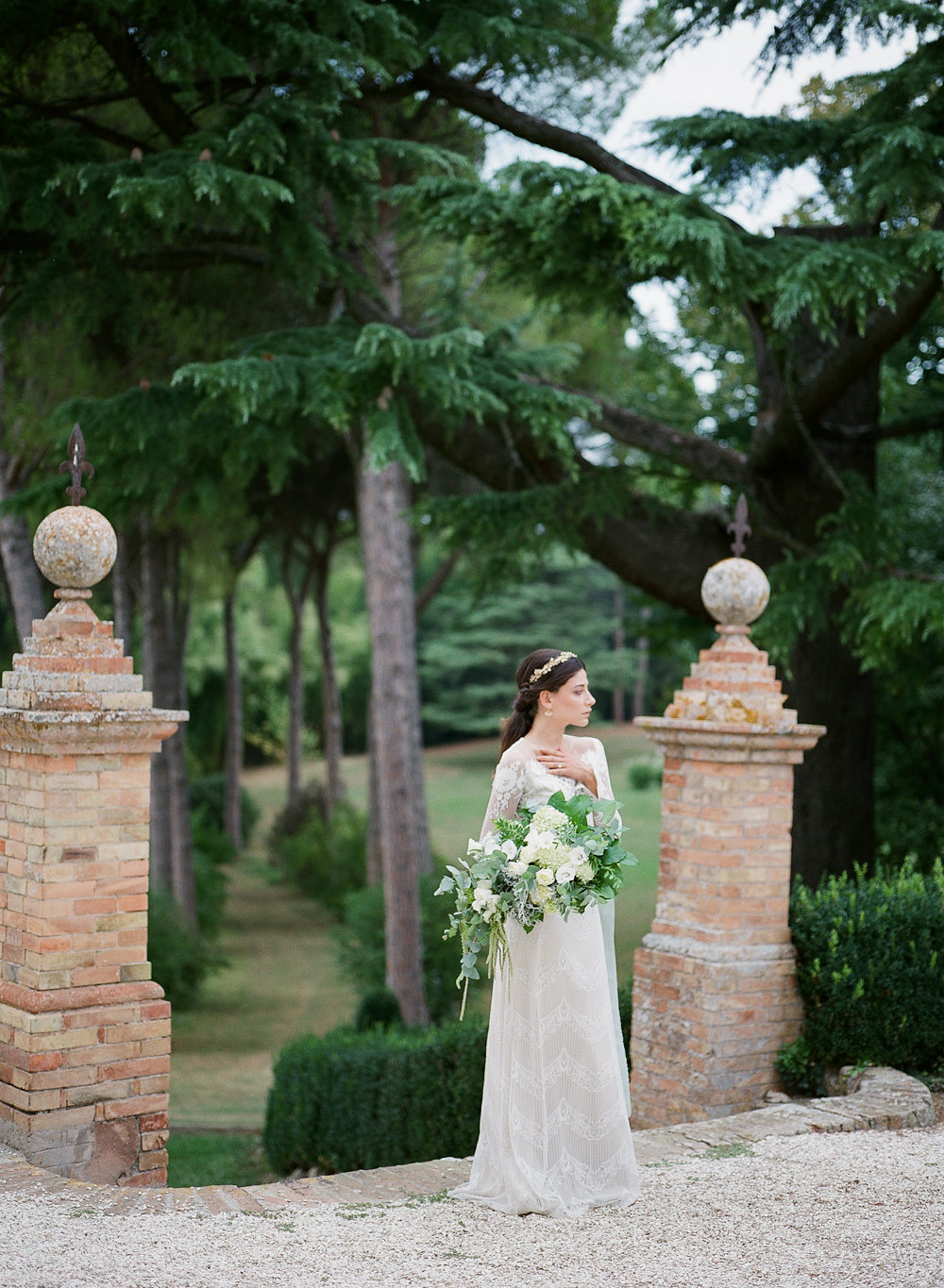 Italian Estate Styled Shoot | Credit: Magnolia & Magpie Photography