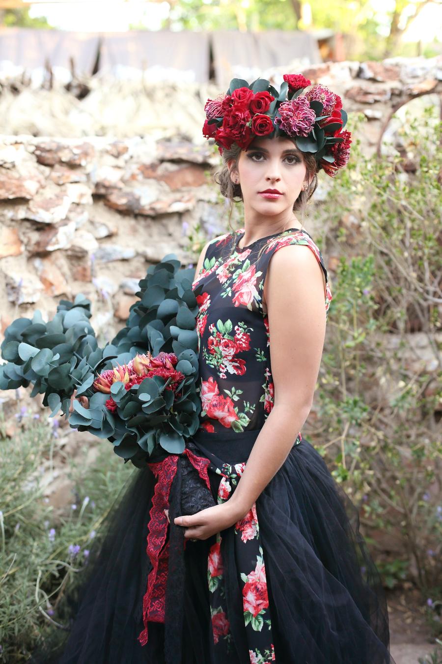 D 237 A De Los Muertos Wedding Inspiration Southbound Bride