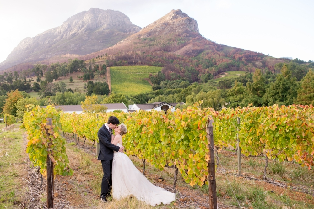 Cape Winelands Wedding | Credit: Cheryl McEwan