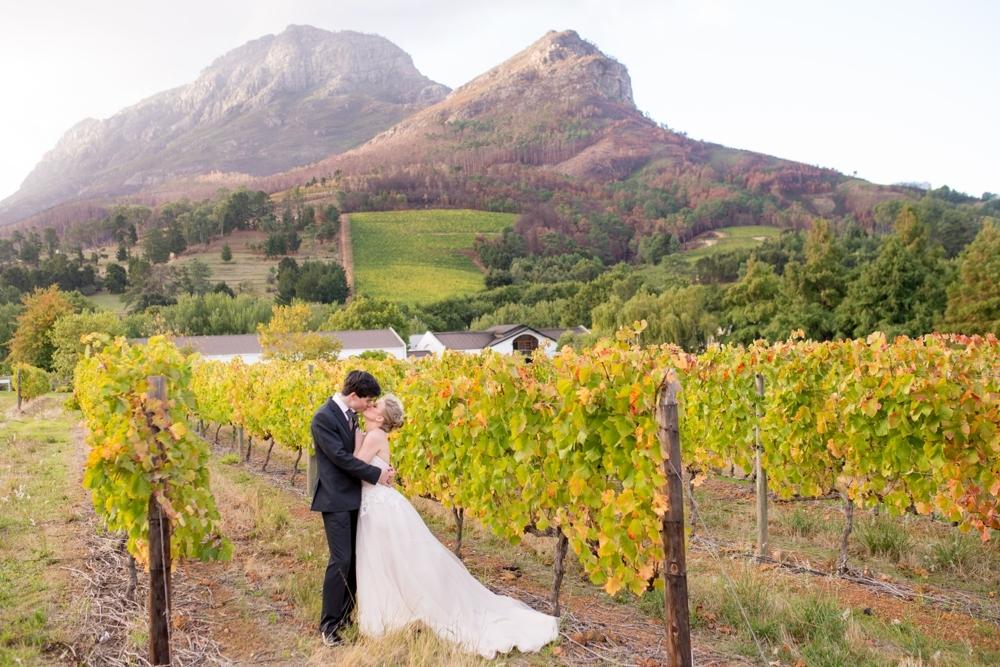 Cape Winelands Wedding | Credit: Cheryl McEwan