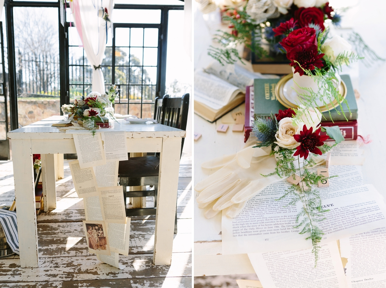 Alice in Wonderland Inspired Elopement | Credit: Andries Combrink & Runaway Romance