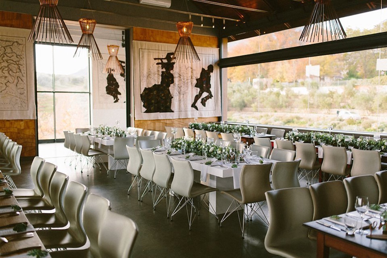 Tokara Wedding Decor | Credit: Kikitography