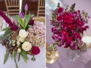 Berry Tone Florals   Credit: Cheryl McEwan