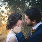 Autumn Greenery DIY Wedding at Bell Amour by Those Photos
