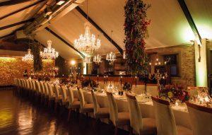 Colourful Glamorous Reception Decor | Credit: Vizion Photography