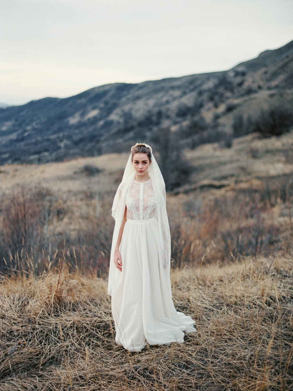 20 ethereal wedding dresses from etsy southbound bride junglespirit Gallery