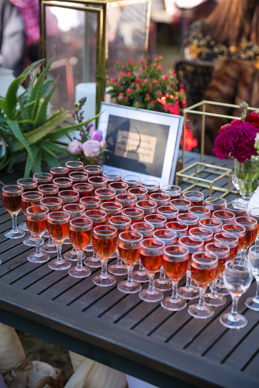 Cocktail Hour | Credit: Karina Conradie