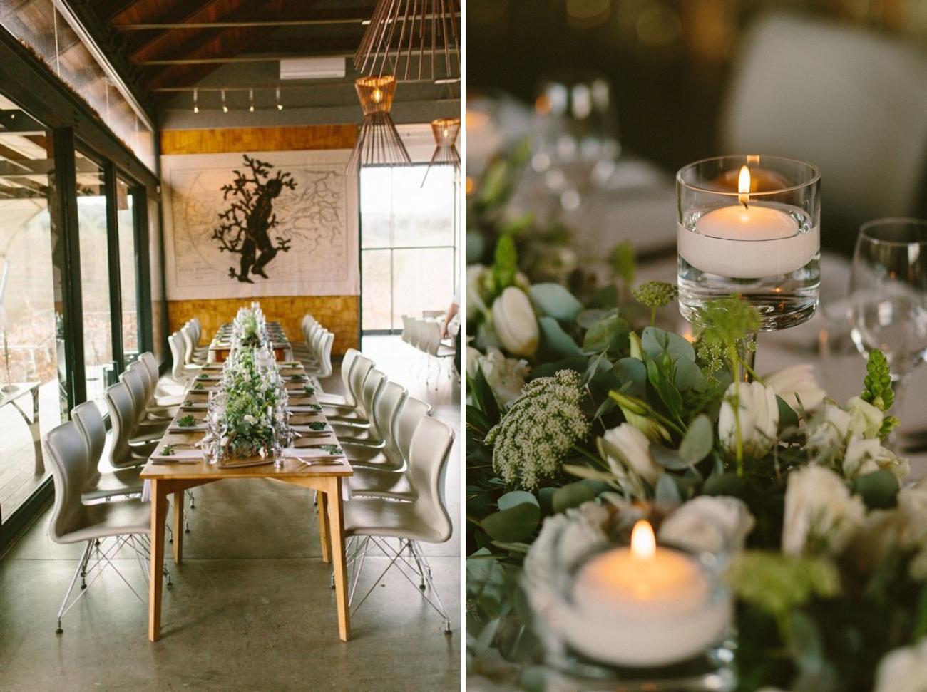 Elegant Minimalist Wedding | Credit: Kikitography