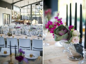 Winter Rustic Glamour Wedding | Credit: Karina Conradie