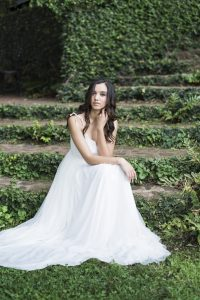 Garden Wedding Bride | Credit: Jack & Jane Photography