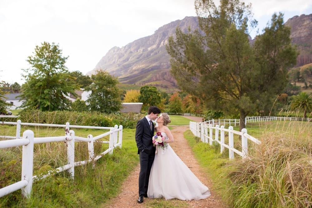 Zorgvliet Wedding | Credit: Cheryl McEwan