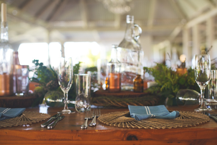 Woven Place Mats | Credit: Those Photos