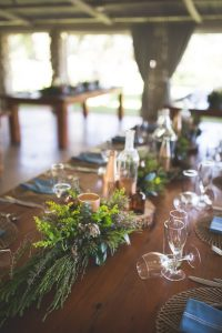 Natural Table Decor | Credit: Those Photos