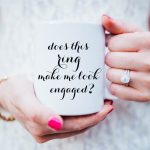 Coffee Mugs for the Newly Engaged