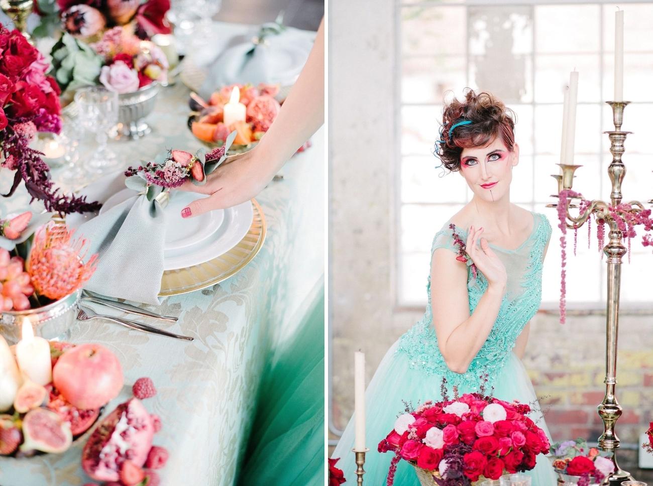 Hunger Games Wedding Inspiration | SouthBound Bride