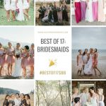 20 Best Bridesmaid Lineups of 2017
