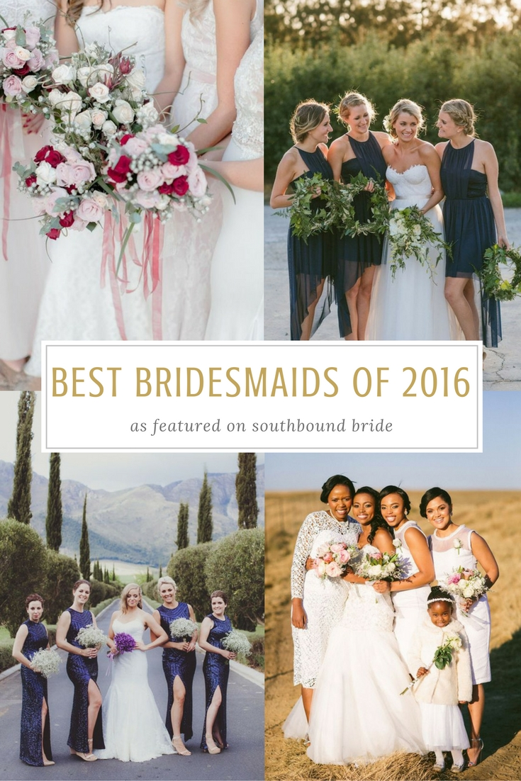 80289063b Best Bridesmaid Dresses of 2016 | SouthBound Bride
